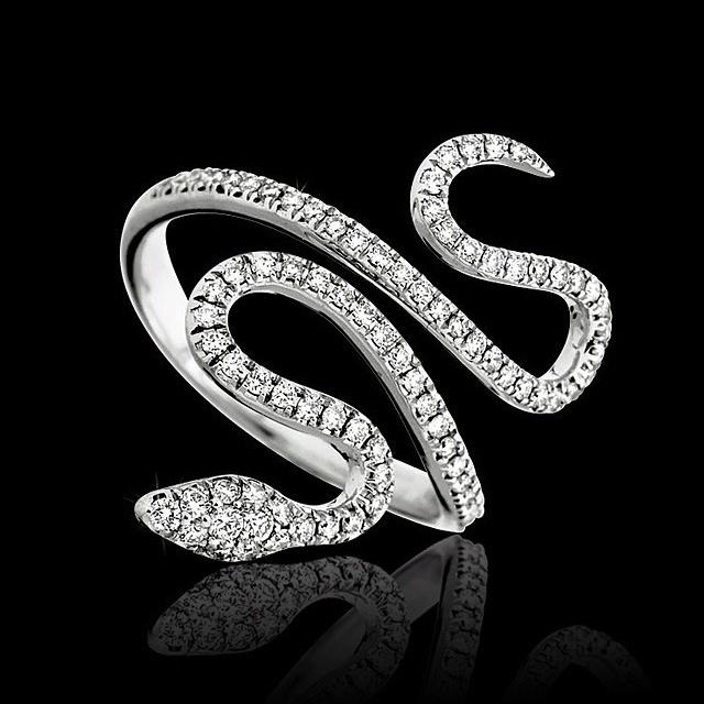 Pourquoi est-ce que le serpent inspire tant la joaillerie?